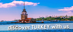 Discover Turkey with us