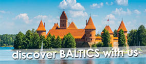 Discover Baltics with us